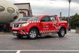 Nissan Falck Bärgaren Örebro - Bärgare i Örebro län - bilbärgare
