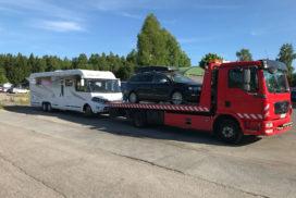Bärgare i Örebro län - Falck Bärgaren Örebro - husbil och bil